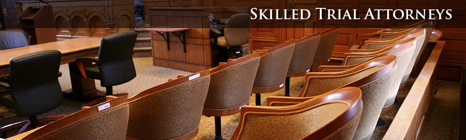 Criminal Defense Trial Attorneys